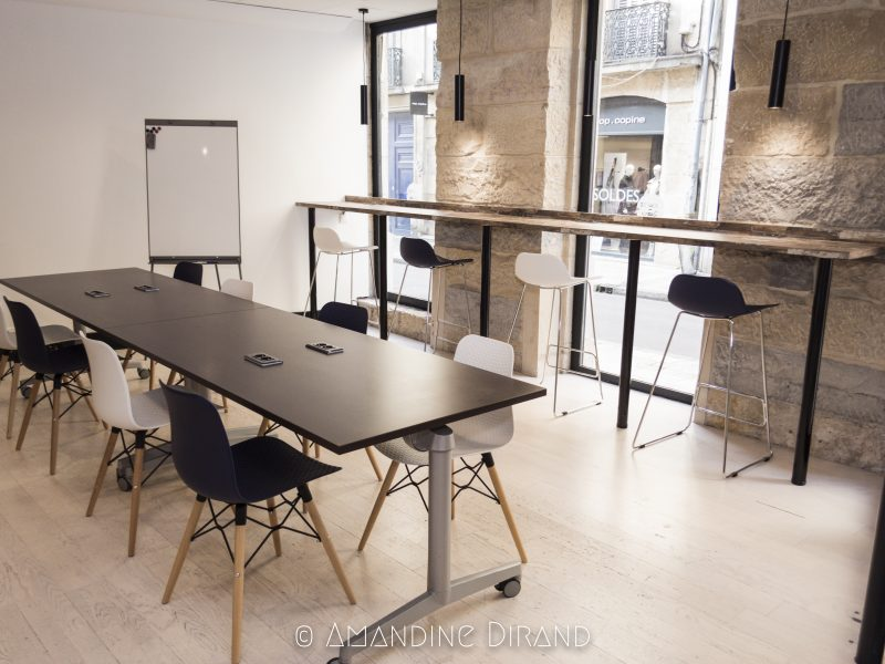 open-space zone coworking